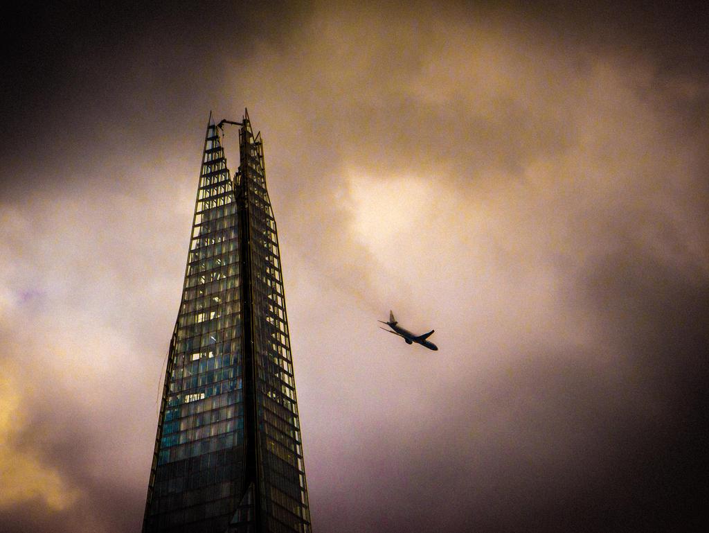 Shard - Urban Control by amipal
