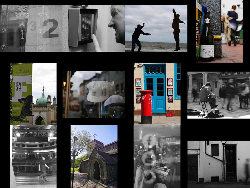 Photo Marathon - University of Brighton 11/05/2014 by amipal