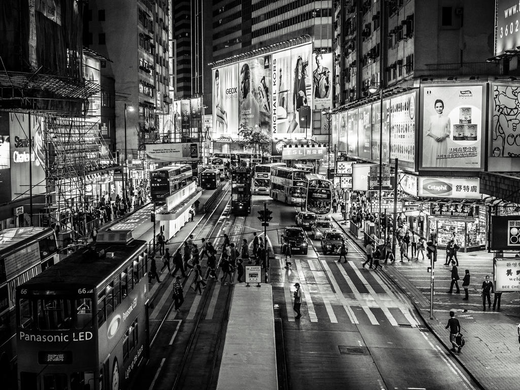 Hong Kong Crossing