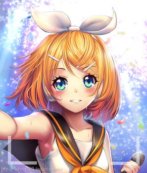 Vocaloid: Selfie Rin