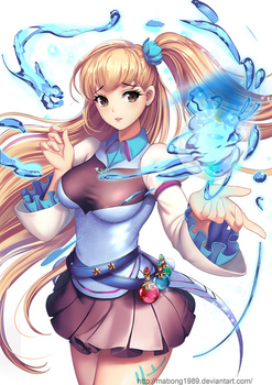 Commission: Chiharu