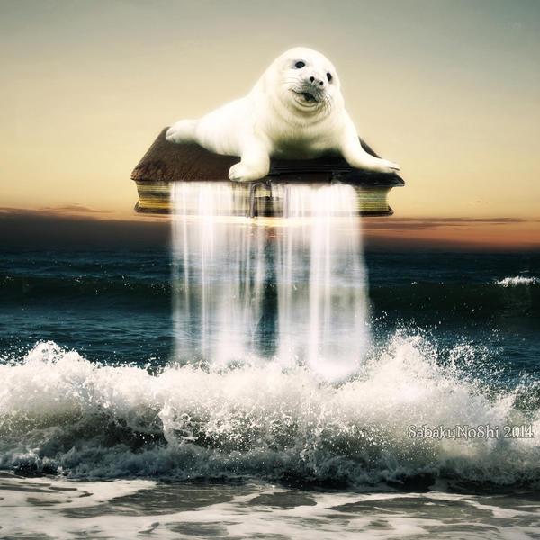 Magic seal by SabakuNoShi