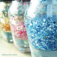 Rainbow effect [02.2015] by SabakuNoShi