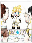 Len Kagamine, a younger audience - By Dcrisisbeta