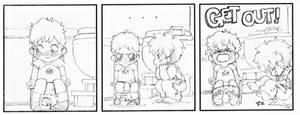 Tyke Tales - Ken's Potty Problem 1
