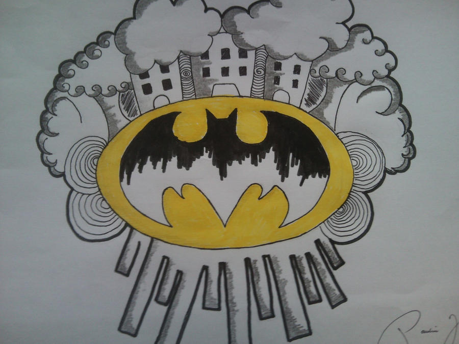 Batman Doodle Art Related Keywords Suggestions Batman Doodle Art