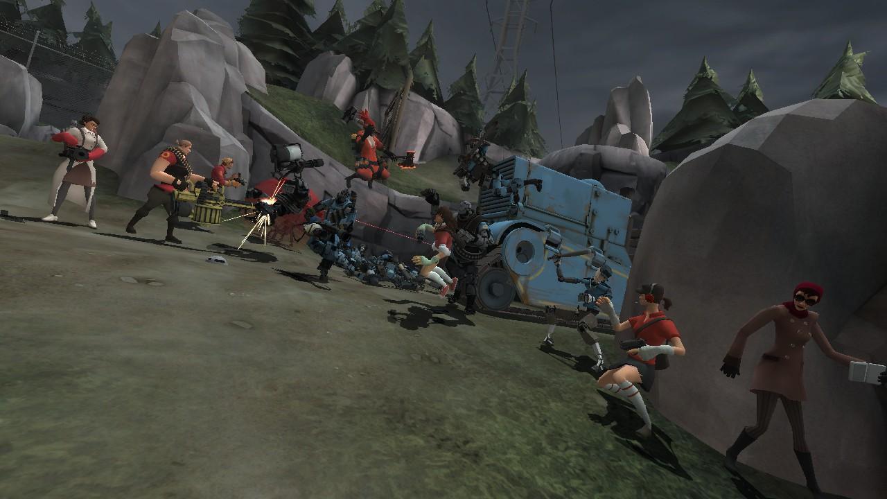 Team fortress 2 mvm matchmaking