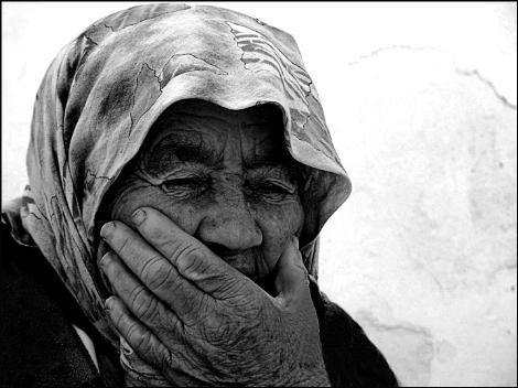 Yasli Kadin by AdNightMare