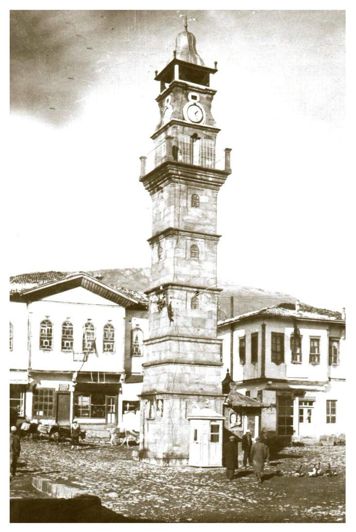 Yozgat Saat Kulesi.