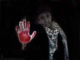 Stop The 'Israeli' Massacre by LovelyGead