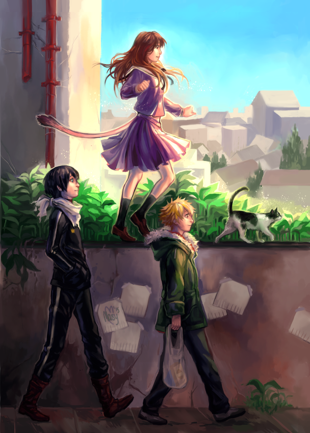 Noragami: Hey Kids! by MousyM