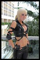 Katsucon 2012 - 27 - Jessica Nigri - Sonya Cosplay by greenjinjo