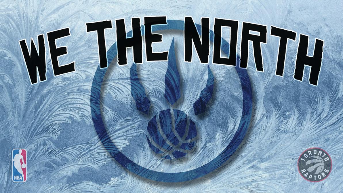 Good Wallpaper Logo Toronto Raptor - toronto_raptors_wallpaper_1080p___we_the_north_by_dorianaarongrant-da4fz9p  Trends_40911.png