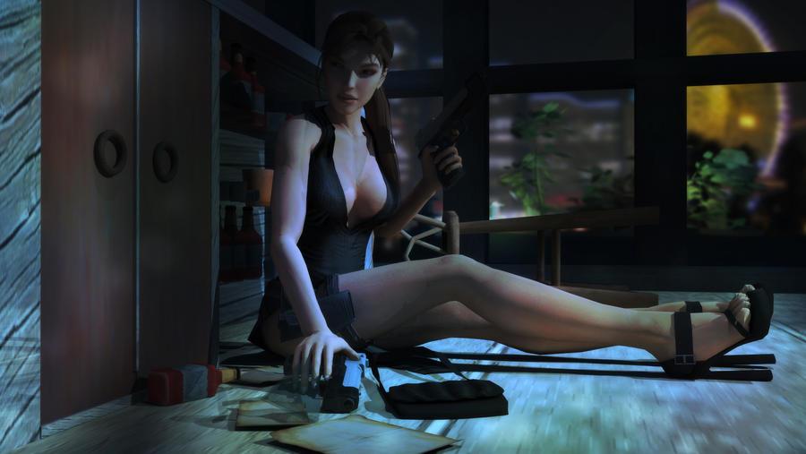 Tomb Raider Legend - Japan