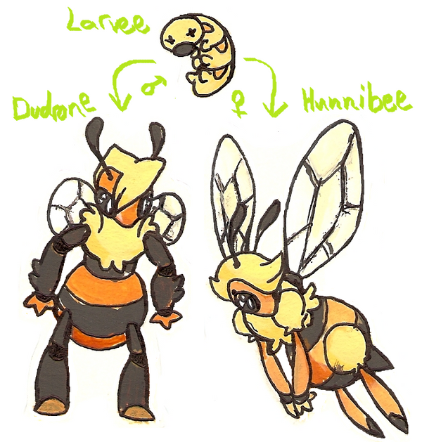 Bees? by Coonae