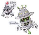 #152-153 Roboy line