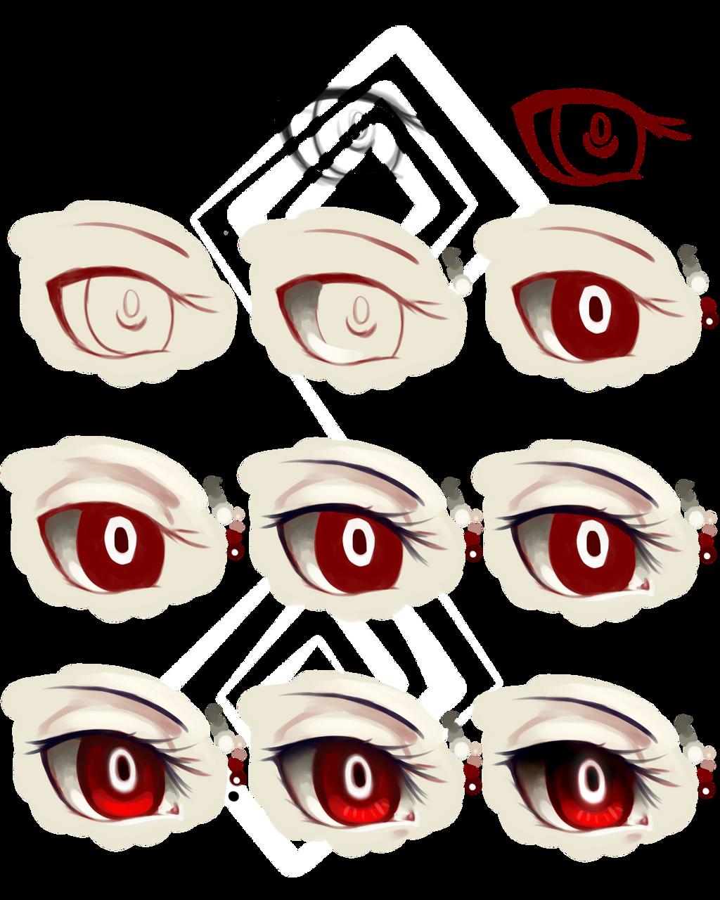 New Eye tutorial by Saige199