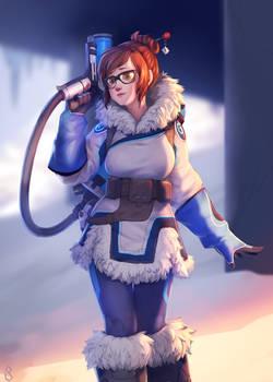 Mei (Overwatch) by Saige199