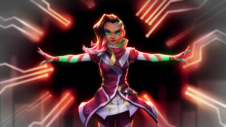 Sombra .:Peppermint:. by Saige199