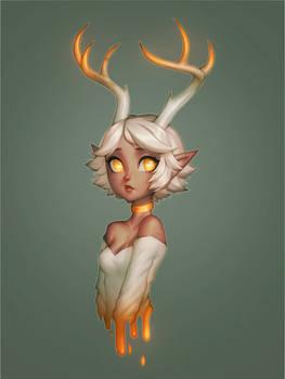 Deer (SPEEDPAINT ONLINE)