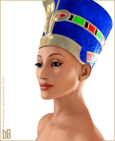 http://fc01.deviantart.net/fs32/f/2008/228/2/3/Nefertiti_by_bastblack.jpg
