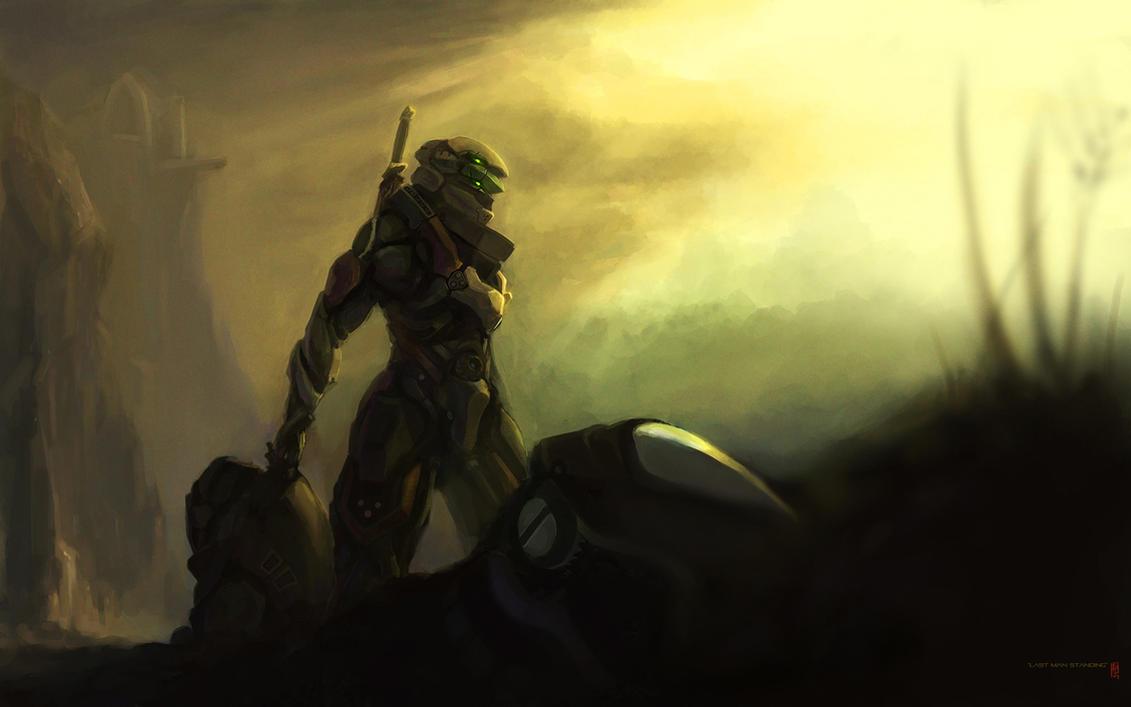 Last Man Standing by Tabnir