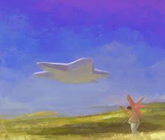 Kite by Tabnir