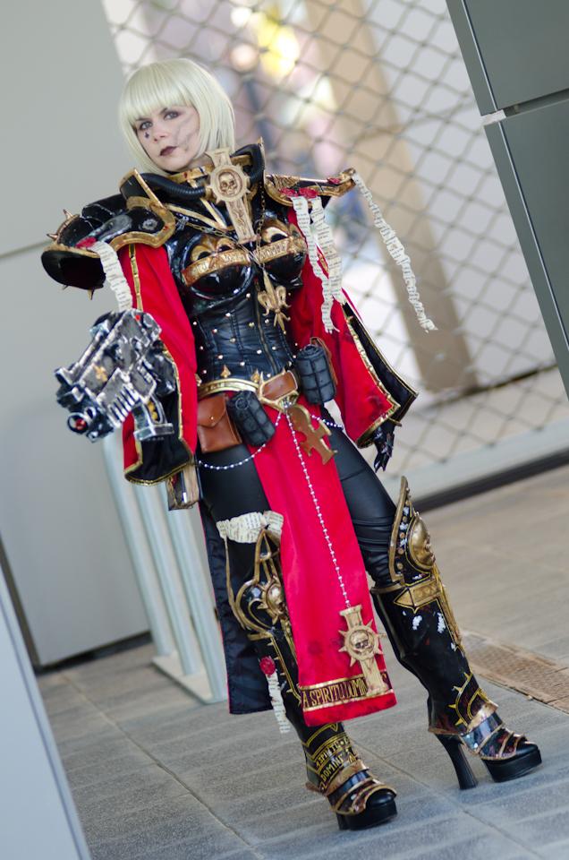 I Serve the Emperor by xXAnemonaXx