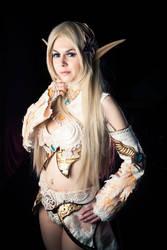 Amallae in Arcana Robe set by xXAnemonaXx