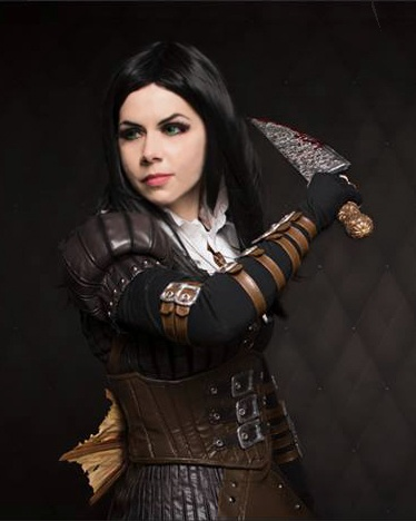 Alice Madness Returns - Steamdress by xXAnemonaXx