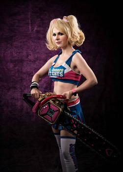 Juliet Starling - Lollipop Chainsaw by xXAnemonaXx