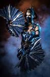 Kitana - Mortal Kombat X
