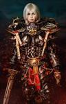 Battle Sister Celestian