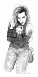 Marilyn Manson by xXAnemonaXx