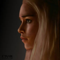 Daenerys Targaryen by EinarIIM
