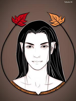 Arwen Undomiel by tabukomi