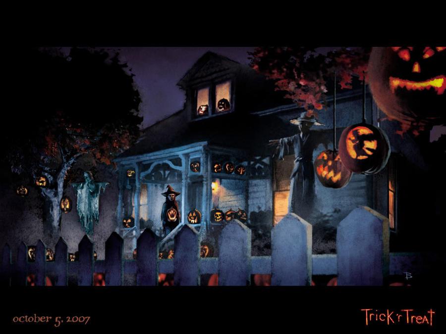 Trick 'r Treat by agathaa90