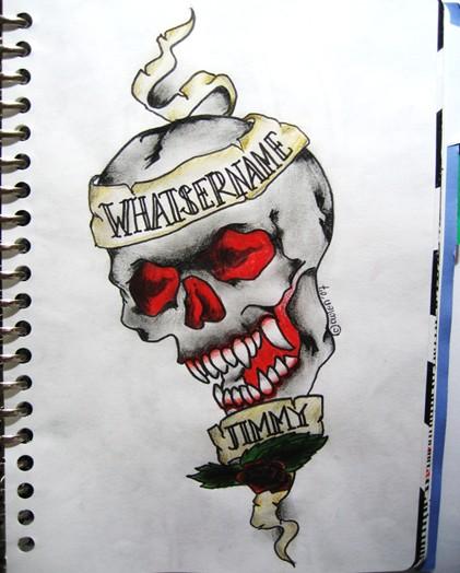 The Skullgasm by DesignIdiot