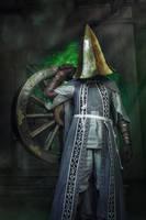 Alfred, Vileblood Hunter. Bloodborne cosplay. by trueReed
