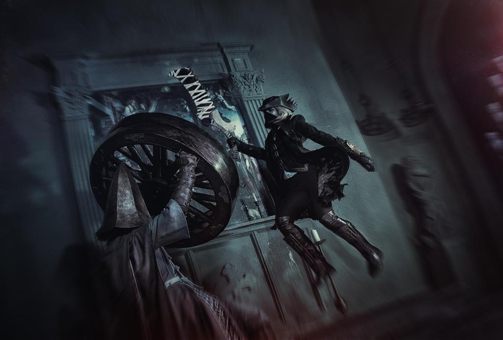 ⚔ SPIRIT BRINGERS:  EL GRAN ASALTO A BEAGALLTACH  ⚔  - Página 4 Hunter_of_hunters__bloodborne_cosplay__by_truereed-d9j749v