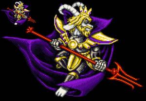 Asgore Final Fantasy VI Sprite