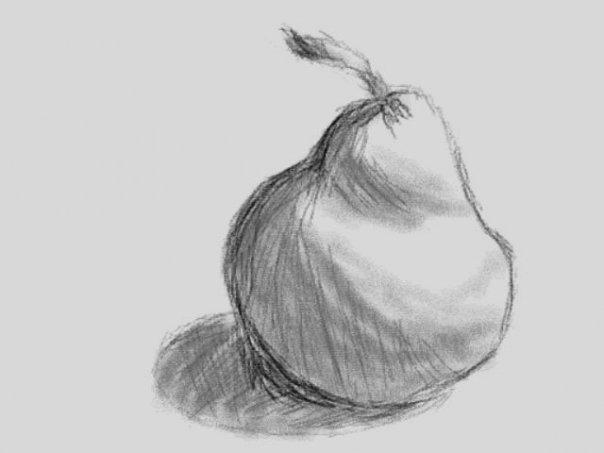 Lesson 1 Pear Shapes + Shading By Ahnyks On DeviantArt