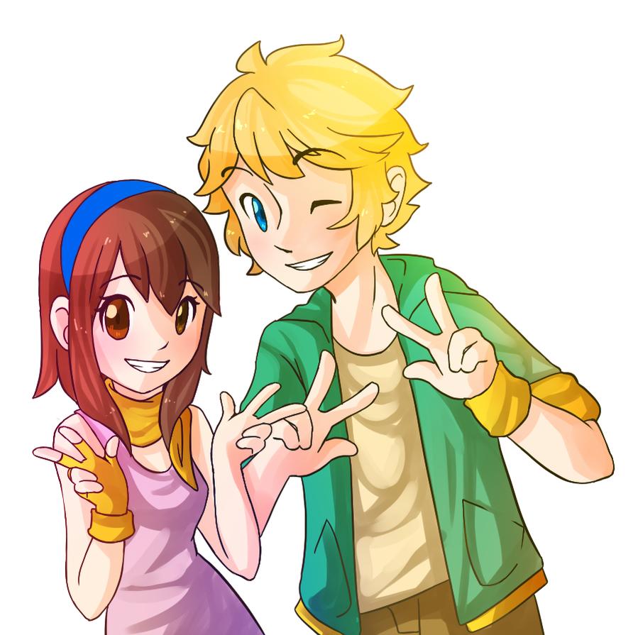 Kari and TK - Digimon Photo (42648989) - Fanpop