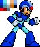 Megaman X by leonardocharra