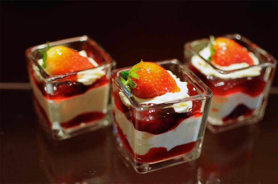 Strawberry Desserts by aperture24