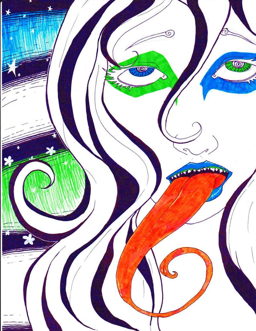 Spiral Tongue by WesaAda