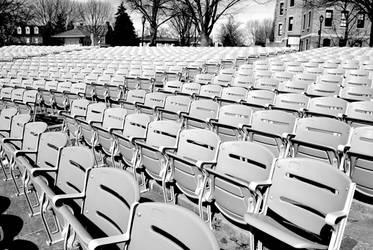 Empty Seats in March by shutterbabe2006