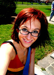 Me in Red