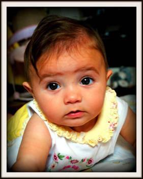 Wide Eyed Amelia