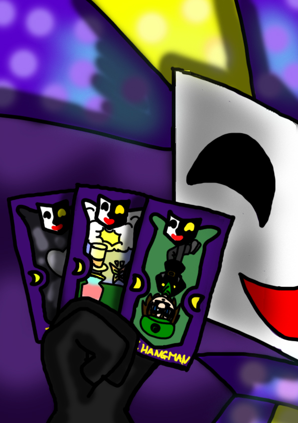 Playing All The Right Cards by lillilotus